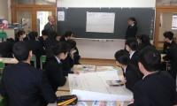 六本木中学校 租税教室